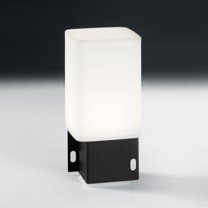 ALMA LIGHT BARCELONA LED venkovní světlo Cuadrat bez USB, antracit