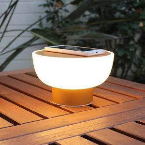 ALMA LIGHT BARCELONA LED venkovní dekorační světlo Patio, zlatá, 20 cm