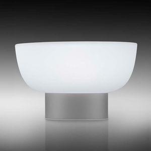 ALMA LIGHT BARCELONA LED venkovní dekorační světlo Patio, stříbro 20 cm