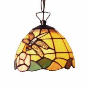 Artistar Dekorativní Tiffany styl závěsné světlo LIBELLE