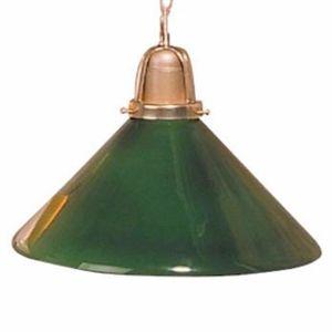 Artistar Barevné závěsné světlo SARINA, zelené