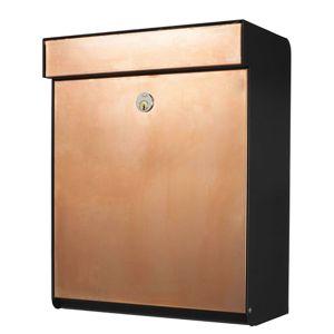 Juliana Měděná poštovní schránka základní tvar