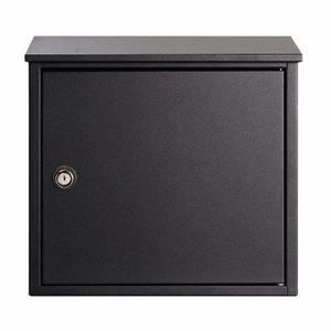 Juliana Nástěnná poštovní schránka Allux 400S, černá