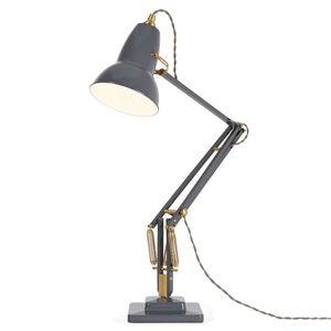 Anglepoise Anglepoise Original 1227 Brass stolní lampa šedá