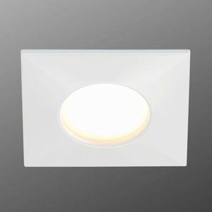 Briloner Luca LED podhledové svítidlo IP44 bílé