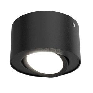 Briloner LED stropní bodové světlo Tube 7121-015 černá
