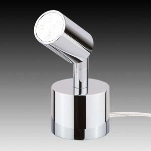 Busch Malá LED mini bodová stolní lampa Karen 6,5 W