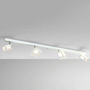 BOPP Bopp Line - čtyřzdrojové LED stropní svítidlo bílé