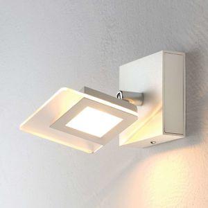 BOPP Bopp Line - bílé LED nástěnné bodové svítidlo