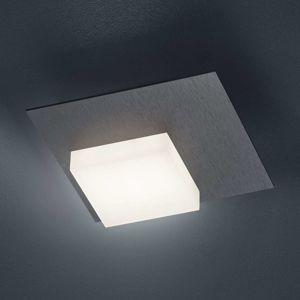 BANKAMP BANKAMP Cube stropní LED svítidlo, 8W antracit
