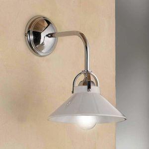 Ceramiche Nástěnné světlo GIACOMO, keramické stínidlo