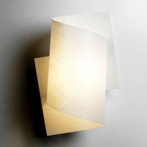 Domus Nástěnné světlo Loop, bílá