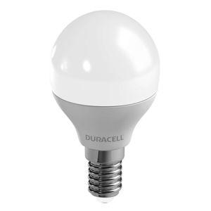 Duracell LED kapková žárovka E14 P45 6W 2 700K matná