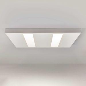 EGG Ploché přisazené LED svítidlo 37 W bílá, OSRAM LED