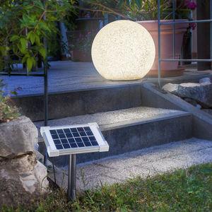 Esotec Mega Stone 40 – moderní solární LED koule