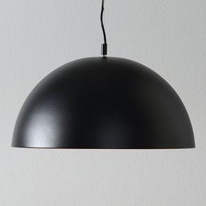 Lucande Lucande Phelan závěsné světlo 50cm černo-zlatá