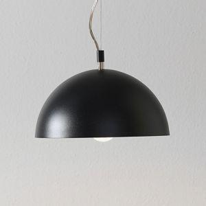 Lucande Lucande Maleo závěsné světlo 30 cm černá