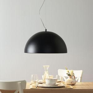 Lucande Lucande Maleo závěsné světlo 53cm černá