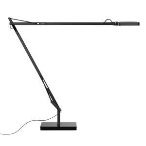 FLOS FLOS Kelvin - LED stolní lampa v černé barvě
