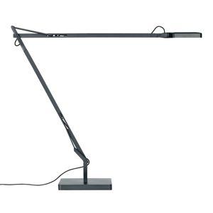 FLOS FLOS Kelvin Edge - LED stolní lampa antracitová