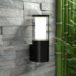 Fumagalli LED venkovní nástěnné svítidlo Carlo, černá, CCT