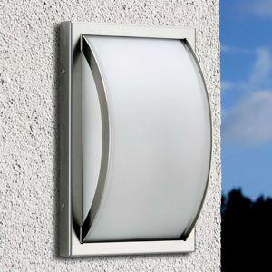 Albert Leuchten Venkovní nástěnné svítidlo Piegare, prohnutý tvar