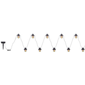 Globo Solární LED světelný řetěz 33059F s 10 lucernami