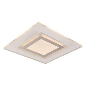 Lampenwelt.com Stropní LED svítidlo Ridon, hranaté