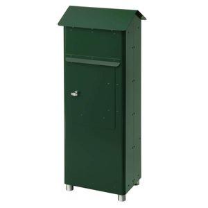 Heibi Poštovní schránka GRANDE SECURI 2 tmavě zelená