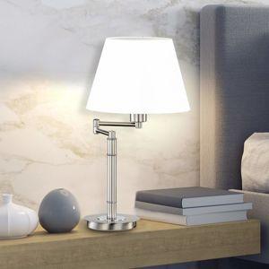 FISCHER & HONSEL Stolní lampa Berlin chrom