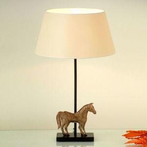 J. Holländer Ozdobná stolní lampa Solisti Cavallo