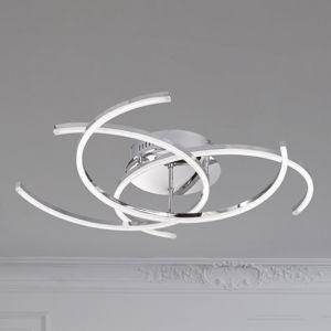 FISCHER & HONSEL Nastavitelné stropní světlo Visby, průměr 68cm