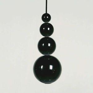 Innermost Innermost Bubble - závěsné světlo v černé