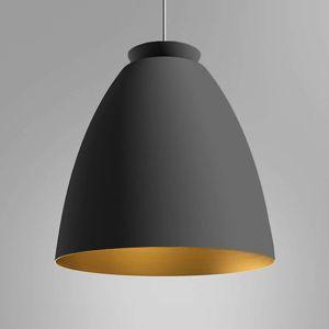 Innermost Innermost Chelsea závěsné světlo Ø 42cm černé