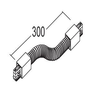 IVELA Ivela flex-spojka 3fázový systém LKM, černá