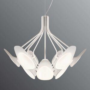 Kundalini Kundalini Peacock - závěsné světlo LED bílé