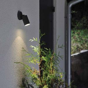 Konstmide Venkovní nástěnné svítidlo New Modena, černé