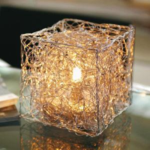 Knikerboker Knikerboker Qubetto - krychlová stolní lampa