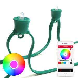MiPow MiPow Playbulb String LED prodloužení, 5m, zelená