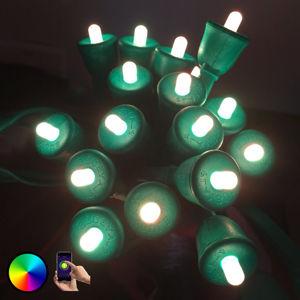 MiPow MiPow Playbulb String světelný řetěz 20 m, zelená