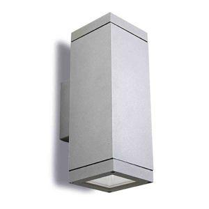 LEDS-C4 Venkovní nástěnné svítidlo Afrodita šedé