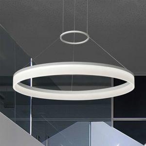 LEDS-C4 Moderní závěsné světlo LED CIRC 80 cm