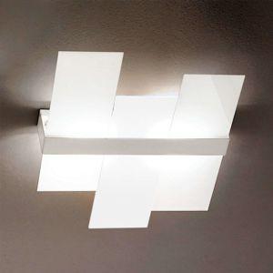 Linea Light Stropní světlo Triad 62 cm bílé
