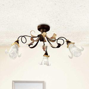 Lam Květinové stropní světlo Giuseppe 3zdrojové