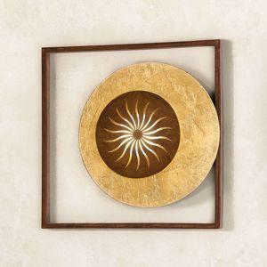 Lam Ikonické nástěnné světlo Ajani zlaté