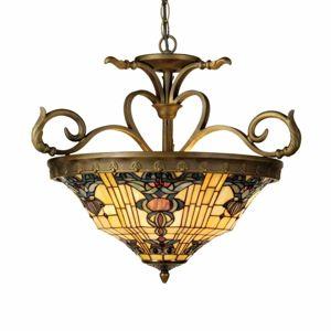 Clayre & Eef Tiffany styl závěsné světlo Anthia 2