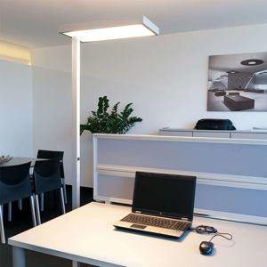 Molto Luce Kancelářská stojací lampa System, 4 x 55 W 2G11