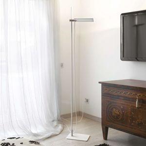 ICONE ICONE GiuUp - bílá stojací lampa LED