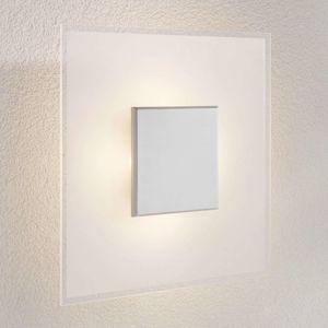 Lucande Stmívatelné LED stropní světlo Lole ze skla