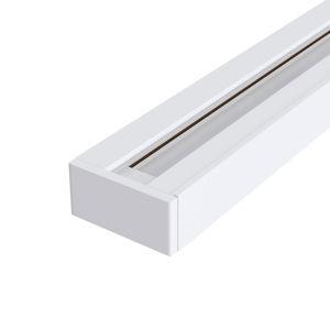Maytoni 1fázová kolejnice Track v bílé, 100 cm